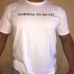 NORMAL TO BE FIT Men's Soft T-Shirts